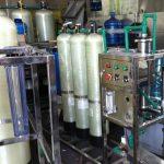 Dây chuyền lọc nước RO 125 lít